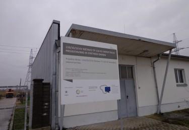 110/35/10kV Rietavo TP 110 kV skirstyklos projektavimo ir statybos darbai