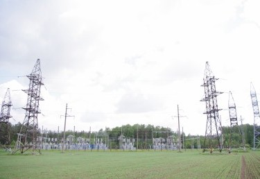 110 kV oro linijos Seda – Varduva rekonstravimas