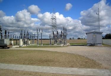 110/20 kV TP Vėjas-I ir 20 kV KL