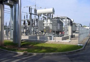 Vasilkovo 110/15/10 kV pastotės statyba.