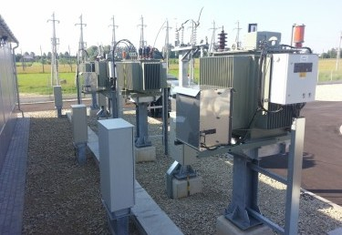110/35/10 kV Rietavo TP rekonstrukcija