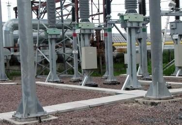 Primorskaja 220 kV TP rekonstrukcija.