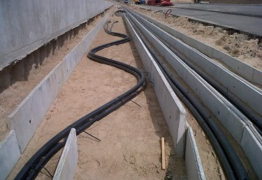 110 kV orinės elektros perdavimo linijos pakeitimas kabeline nuo L.Asanavičiūtės g. Iki Ozo g.